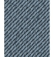 Jean pattern realistic vector image vector image