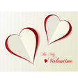 Valentine love hearts for any occasion vector image vector image