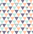 US Top Colors Background Triangle Polygon vector image