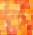 Abstract modern poligonal background for brochure vector image vector image