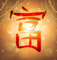Chinese Calligraphy vector image