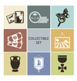 Collecting vector image vector image
