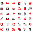 icons site vector image