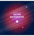 Abstract cosmos background for you design vector image