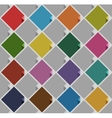 background from blank squares old color vector image