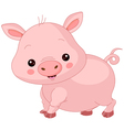 Farm animals Pig vector image