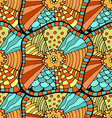 colorful seamless abstract pattern vector image