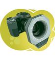 still camera vector image