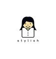 avatar portrait profile picture vector image