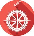 Compass Icon vector image