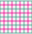 seamless pink and green colored vector image