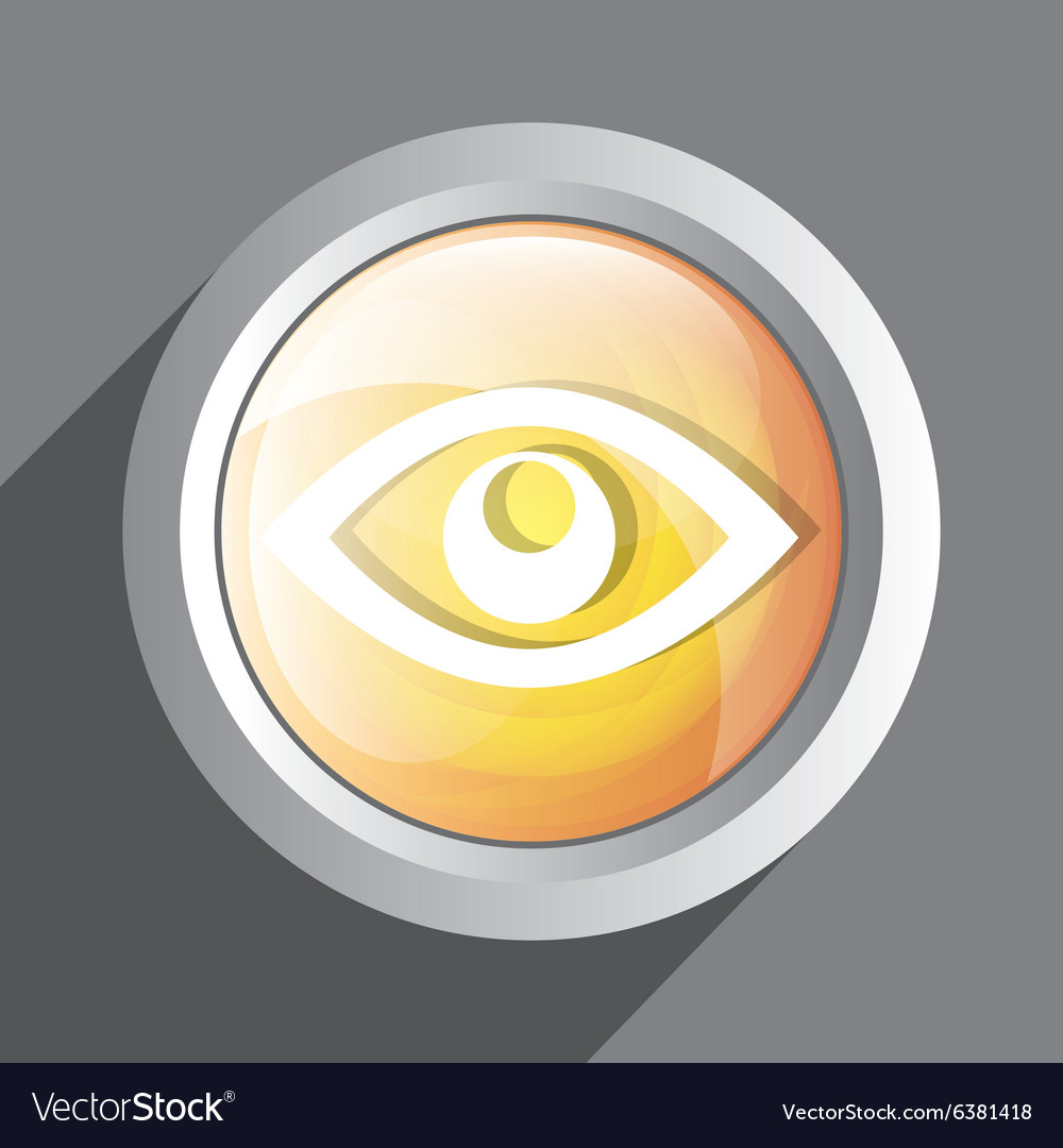 Eye icon symbol design vector