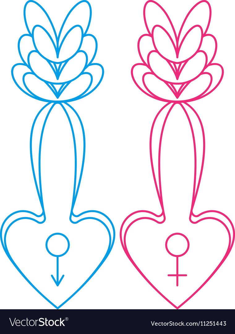 Xxx erotic symbols adult vector