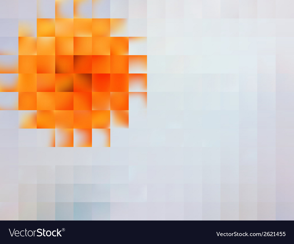 Colorful background with abstract shapes eps10 vector