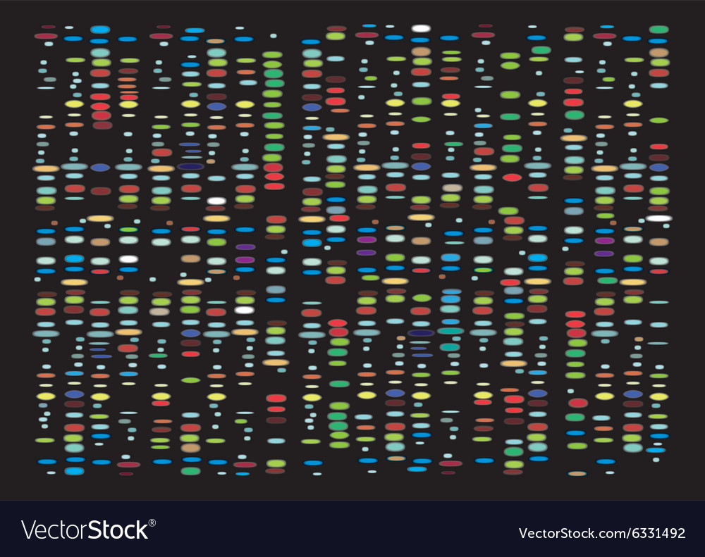 Dna results vector