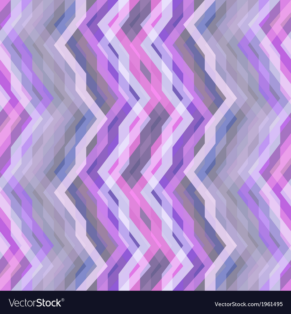 Seamless color abstract retro background vector