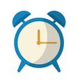 clock device icon vector image