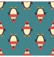 christmas seamless patterns for xmas cards vector image
