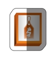 Shopping tag price vector image