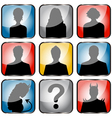 People avatars small vector image