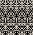 Victorian style pattern vector image
