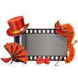 Theater Film vector image