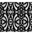 simple lace with lacing vector image vector image
