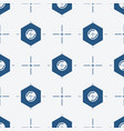 symmetrical background with center bolt vector image