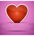 Happy Valentiness Day vector image