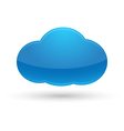 Cloud Computing Icon vector image vector image