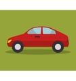 car transportation design vector image
