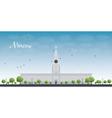 Kremlin Spasskaya tower vector image