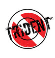 trident rubber stamp vector image