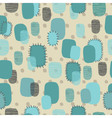 abstract pattern patch vector image