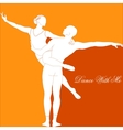 Dance with me vector image