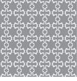 Seamless wallpaper blue geometric repetitive print vector image