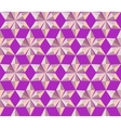 Seamless christmas pattern Crystal shining vector image