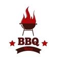 BBQ set vector image