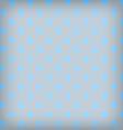 Mosaic background blue vector image