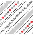 Seamless diagonal pattern vector image