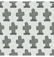 headstones seamless pattern vector image