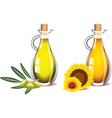 oils vector image