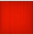 red background with stripes vector image