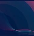 dark background with purple and dark blue vector image