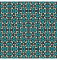Seamless pattern Mosaic vector image