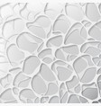 abstract gray water surface background vector image