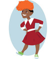 Orphan Annie vector image vector image