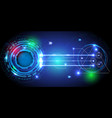 background abstract technology communication and vector image