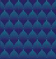 japan wave patternGeometric stylish background vector image