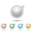 arrow icon2 vector image